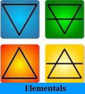 Working with Elemental energies