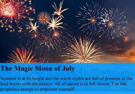 July Moon Magick