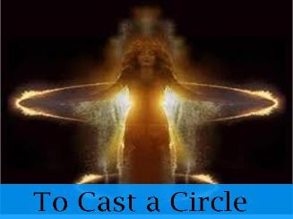 how to cast a magick circle