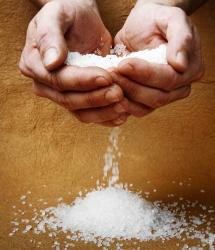 Healing power of Salt