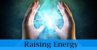How to raise energy for magickal work