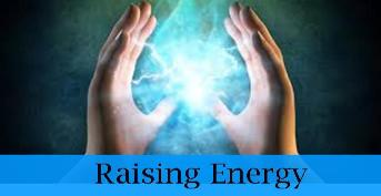 how to raise energy in magick circle