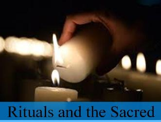 Rituals and the sacred