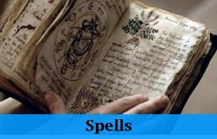 A book of shadows